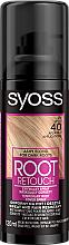 Voňavky, Parfémy, kozmetika Tónovací sprej pre odrastené korene - Syoss Root Retoucher Spray