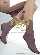 """Voňavky, Parfémy, kozmetika Dámske ponožky """"Ada"""" 20 Den, beige - Knittex"""
