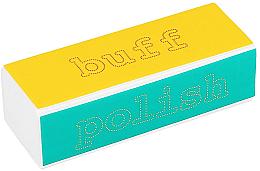 Voňavky, Parfémy, kozmetika Buff na nechty - Tools For Beauty 4-way Nail Buffer Block Normal