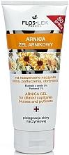 Voňavky, Parfémy, kozmetika Tvárový gél proti edémom a modrinám Arnica - Floslek Arnica Gel For Dilated Capillaries, Bruises And Puffines