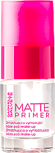Voňavky, Parfémy, kozmetika Matný make-up základ - Gabriella Salvete Matte Primer