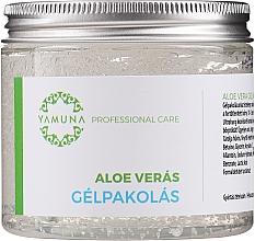 Voňavky, Parfémy, kozmetika Gélová maska s aloe vera na telo - Yamuna Aloe Vera Gel Mask