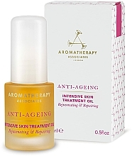 Voňavky, Parfémy, kozmetika Protistarnúci olej na intenzívnu starostlivosť - Aromatherapy Associates Anti-Age Intensive Skin Treatment Oil