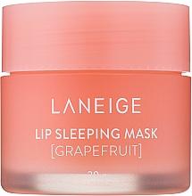 Voňavky, Parfémy, kozmetika Nočná maska na pery s extraktom z grapefruitu - Laneige Lip Sleeping Mask Grapefruit