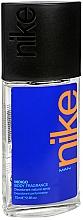 Voňavky, Parfémy, kozmetika Nike Indigo Man Nike - Deodorant v spreji