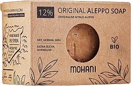 Voňavky, Parfémy, kozmetika Olivovo-vavrínové mydlo, 12% - Mohani