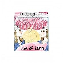 Voňavky, Parfémy, kozmetika Gumičky do vlasov s príveskom, 1 ks - Invisibobble Original Lisa Lena