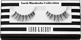 Voňavky, Parfémy, kozmetika Umelé mihalnice, prírodné EL 1 - Lord & Berry Lash Wardrobe Collection