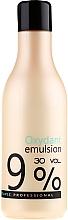 Voňavky, Parfémy, kozmetika Peroxid vodíka v kréme 9% - Stapiz Professional Oxydant Emulsion 30 Vol