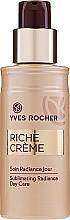 Voňavky, Parfémy, kozmetika Rozjasňujúci lotion proti vráskam - Yves Rocher Riche Creme Sublimating Radiance Day Care