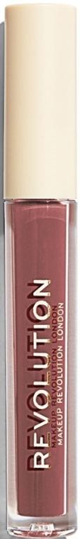 Tekutý rúž na pery - Makeup Revolution Nudes Collection Gloss — Obrázky N1