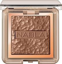 Voňavky, Parfémy, kozmetika Bronzer na tvár - Nabla Miami Lights Collection Skin Bronzing