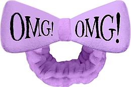 Voňavky, Parfémy, kozmetika Kozmetická čelenka na vlasy, fialová - Double Dare OMG! Purple Hair Band