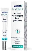 Voňavky, Parfémy, kozmetika Hydratačný krém na kontúry očí - Novaclear Hydro Eye Cream