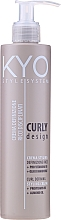Voňavky, Parfémy, kozmetika Krém na kučeravé vlasy - Kyo Style System Curly Design