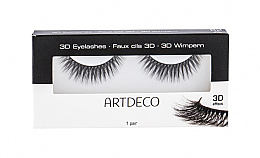 Voňavky, Parfémy, kozmetika Falošné riasy s prirodzeným 3D efektom - Artdeco 3D Eyelashes