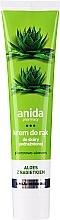 Voňavky, Parfémy, kozmetika Krém na ruky s aloe - Anida Pharmacy Aloe Hand Cream