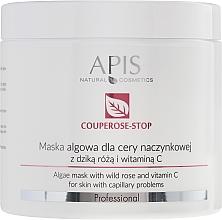 Voňavky, Parfémy, kozmetika Maska na tvár s extraktom zo šípky - APIS Professional Algae Mask