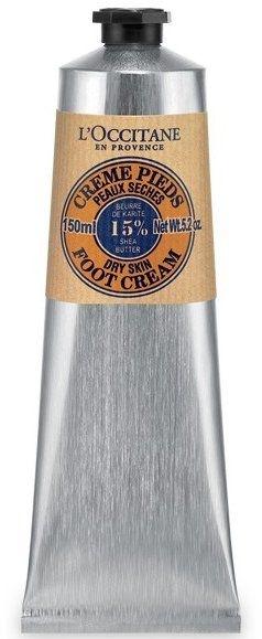 "Krém na nohy ""Karité"" - L'Occitane Shea Butter Foot Cream — Obrázky N1"