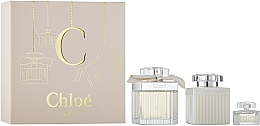 Voňavky, Parfémy, kozmetika Chloe Eau de Parfum - Sada (edp/75ml + b/lot/100ml + edp/mini/5ml)