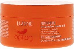 Voňavky, Parfémy, kozmetika Maska na vlasy - H.Zone Murumuru Intensive Mask Oil