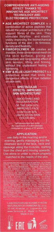 Sérum-maska vyhladenie-utesnenie tváre - Farmona Radical Age Architect Serum-Mask — Obrázky N3