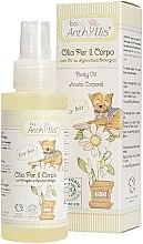 Voňavky, Parfémy, kozmetika Telový olej - Baby Anthyllis Body Oil