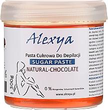 """Voňavky, Parfémy, kozmetika Pasta pre šugaring """"Čokoláda"""" - Alexya Sugar Paste Natural Chocolate"""