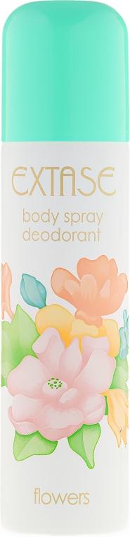 Deodorant - Extase Flowers Deodorant