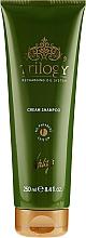 Voňavky, Parfémy, kozmetika Výživný šampón pre vlasy - Vitality's Trilogy Cream Shampoo