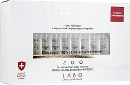 Voňavky, Parfémy, kozmetika Lotionový koncentrát na obnovenie rastu vlasov u žien 200 - Labo Crescina HFSC 200 Re-Growth Woman