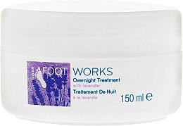 Voňavky, Parfémy, kozmetika Nočný krém na nohy s vextraktom z levandule - Avon Foot Works Overnight Tretment
