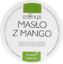 Voňavky, Parfémy, kozmetika Prírodné mango maslo 100% - Esent