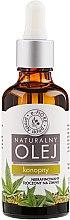 Voňavky, Parfémy, kozmetika Konopný olej - E-Fiore Natural Oil