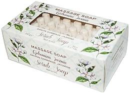 "Voňavky, Parfémy, kozmetika Mydlo-peeling pre masáž ""Jasmine"" - Gori 1919 Massage Scrub Soap Jasmin"