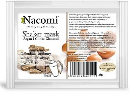 Alginátová maska na tvár s hlínou - Nacomi Shaker Mask — Obrázky N2