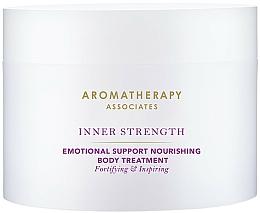 Voňavky, Parfémy, kozmetika Výživný krém na telo - Aromatherapy Associates Inner Strength Emotional Support Nourish Body Treatment
