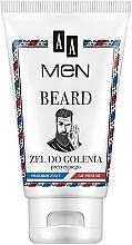 Voňavky, Parfémy, kozmetika Holiaci gél - AA Men Beard Shaving Gel