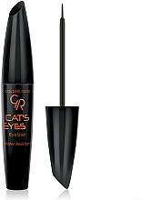 Voňavky, Parfémy, kozmetika Očné linky - Golden Rose Cat's Eyes Eyeliner