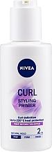Voňavky, Parfémy, kozmetika Gél na vlnité a kučeravé vlasy - Nivea Styling Primer Curl