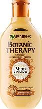 Voňavky, Parfémy, kozmetika Šampón na vlasy - Garnier Botanic Therapy Honey & Propolis