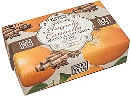 """Voňavky, Parfémy, kozmetika Mydlo """"Pomaranč a škorica"""" - Gori 1919 Orange & Cinnamon Soap"""