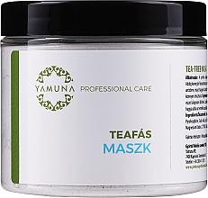 Voňavky, Parfémy, kozmetika Maska na tvár s extraktom z čajovníka - Yamuna Tea Tree Peel Off Powder Mask