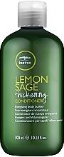 Voňavky, Parfémy, kozmetika Kondicionér na báze extraktu čajovníka, citrónu a šalvie - Paul Mitchell Tea Tree Lemon Sage Thickening Conditioner
