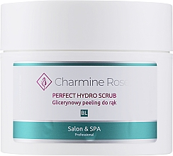 Voňavky, Parfémy, kozmetika Glycerínový peeling na ruky - Charmine Rose Perfect Hydro Scrub