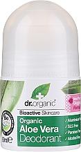 "Voňavky, Parfémy, kozmetika Dezodorant ""Aloe"" - Dr. Organic Bioactive Skincare Aloe Vera Deodorant"