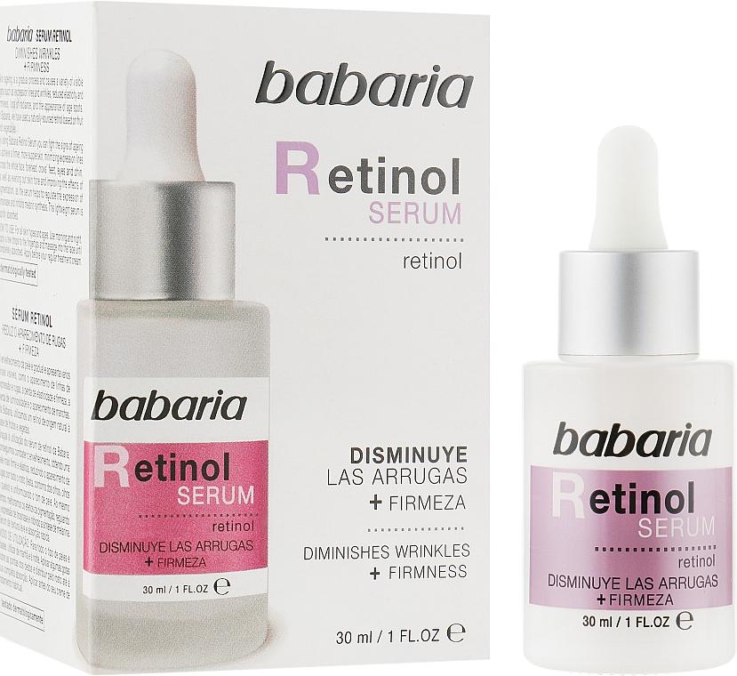 Sérum pre tvár - Babaria Retinol Serum — Obrázky N1