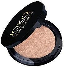 Voňavky, Parfémy, kozmetika Kompaktný púder - Joko Finish Your Make Up Compact Powder
