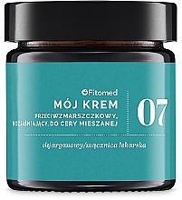 Voňavky, Parfémy, kozmetika Krém pre kombinovanú pleť - Fitomed Face Cream №7