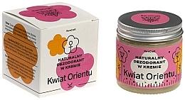 Voňavky, Parfémy, kozmetika Prírodný dezodorant v kréme Orientálny kvet - RareCraft Cream Deodorant
